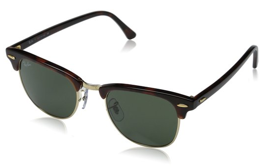 ray ban clubmaster 51mm polarized  ray-ban  clubmaster