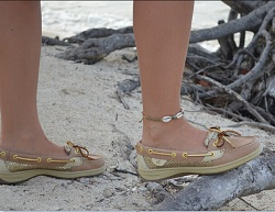 Sperry Top-Sider Angelfish 女款单眼船鞋 $42.22(约262元)