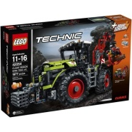 LEGO 乐高 42054 CLAAS XERION 5000 TRAC VC 拖拉机 $112.43(约814元)