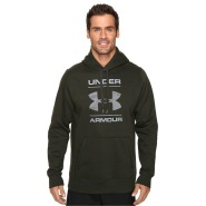 Under Armour Storm Rival Cotton Graphic Pullover 男款连帽运动衫 $35.99(约261元)