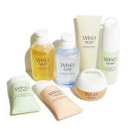 Fabled by Marie Claire:Shiseido 资生堂 WASO 系列护肤